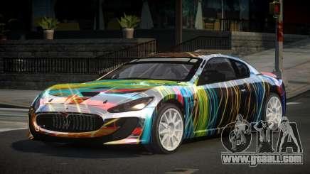 Maserati Gran Turismo US PJ8 for GTA 4