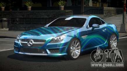 Mercedes-Benz SLK55 GS-U PJ6 for GTA 4