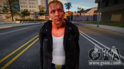 WWE Dean Ambrose from 2k17 for GTA San Andreas