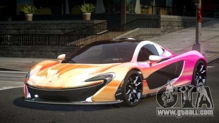 McLaren P1 BS S7 for GTA 4
