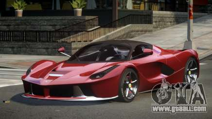 Ferrari LaFerrari GS for GTA 4