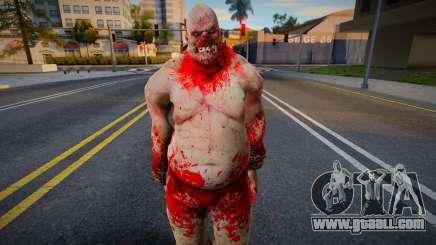 Chris Walker Skin Mod for GTA San Andreas