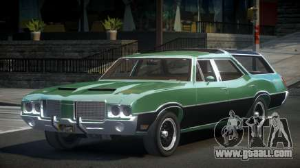 Oldsmobile Vista Cruiser US for GTA 4