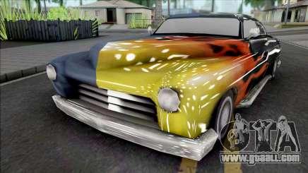 Hermes X Cuban for GTA San Andreas