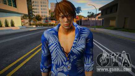 Shin Casual Tekken (Lookers Hot) for GTA San Andreas