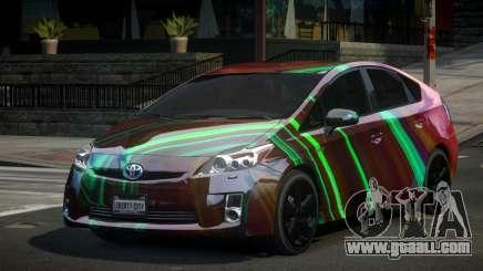 Toyota Prius US S10 for GTA 4