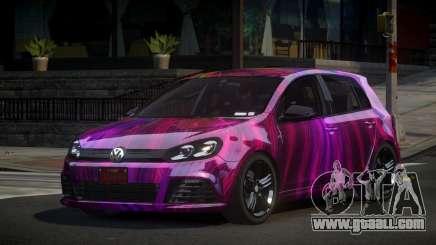 Volkswagen Golf GS-U S3 for GTA 4