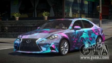 Lexus IS350 GT S9 for GTA 4