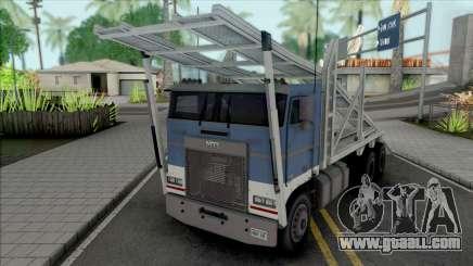 GTA IV MTL Packer for GTA San Andreas