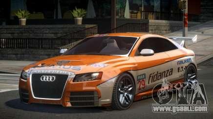Audi S5 BS-U S10 for GTA 4