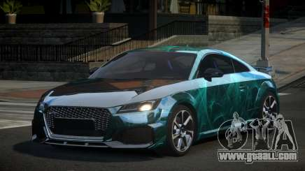 Audi TT Qz S4 for GTA 4