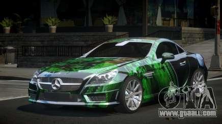 Mercedes-Benz SLK55 GS-U PJ2 for GTA 4