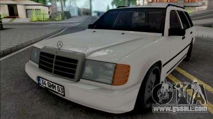 Mercedes-Benz E200 Touring for GTA San Andreas
