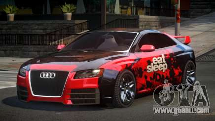 Audi S5 BS-U S2 for GTA 4