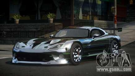 Dodge Viper G-Tuning PJ1 for GTA 4