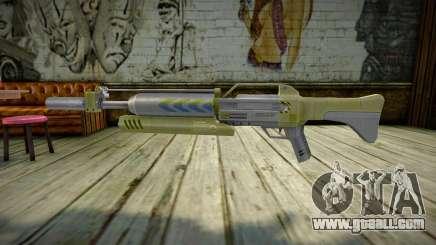 [Renegade] Rail Gun for GTA San Andreas