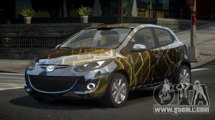 Mazda 2 U-Style S5 for GTA 4