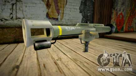 Half Life Opposing Force Weapon 8 for GTA San Andreas