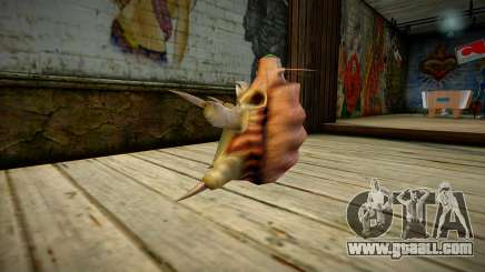 Half Life Opposing Force Weapon 4 for GTA San Andreas