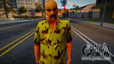 VCS Diaz Goons v5 for GTA San Andreas