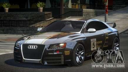 Audi S5 BS-U S3 for GTA 4