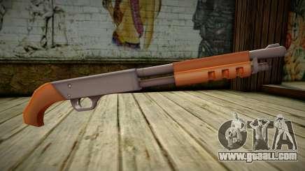 Metal Slug - Shotgun for GTA San Andreas