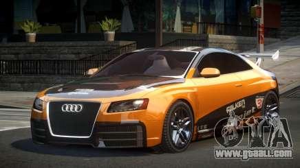 Audi S5 BS-U S4 for GTA 4