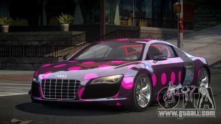Audi R8 U-Style S5 for GTA 4