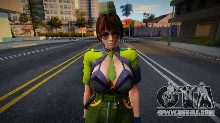 Mai - DOA 2 for GTA San Andreas