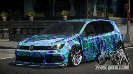 Volkswagen Golf G-Tuning S7 for GTA 4