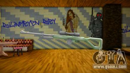Terraria - Sniper Rifle for GTA San Andreas