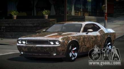 Dodge Challenger BS SRT8 S4 for GTA 4