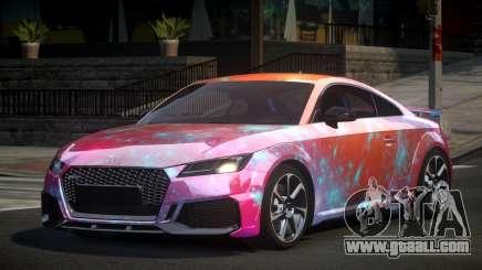 Audi TT Qz S1 for GTA 4