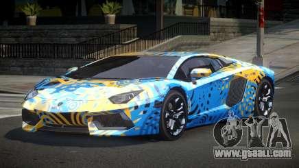 Lamborghini Aventador Zq S2 for GTA 4