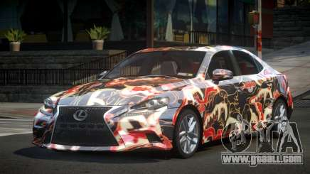 Lexus IS350 GT S7 for GTA 4
