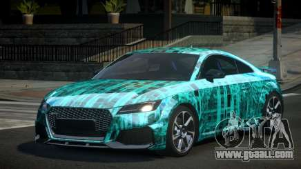 Audi TT Qz S8 for GTA 4