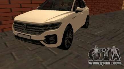 Volkswagen Touareg 2020 for GTA San Andreas