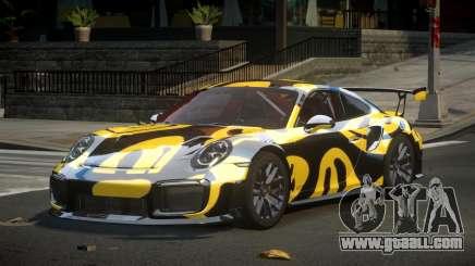 Porsche 911 GT U-Style S8 for GTA 4
