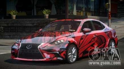 Lexus IS350 GT S6 for GTA 4
