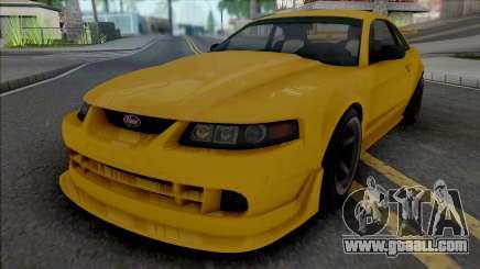 GTA V Vapid Dominator ASP for GTA San Andreas