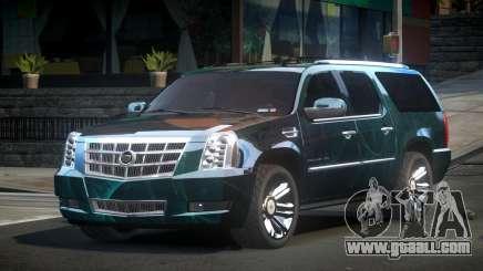 Cadillac Escalade PSI S4 for GTA 4