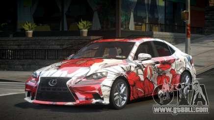 Lexus IS350 GT S8 for GTA 4