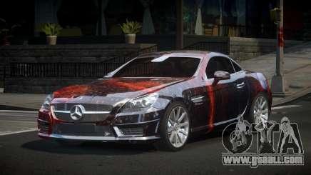 Mercedes-Benz SLK55 GS-U PJ1 for GTA 4