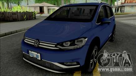 Volkswagen Cross Touran L 280 TSI 2021 for GTA San Andreas