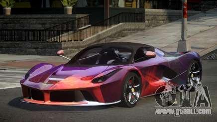 Ferrari LaFerrari GS S6 for GTA 4