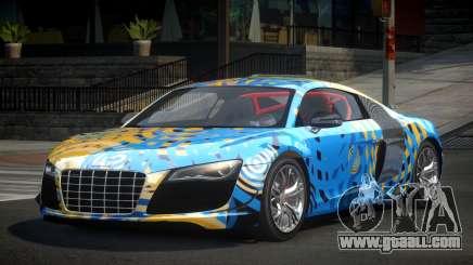 Audi R8 U-Style S8 for GTA 4
