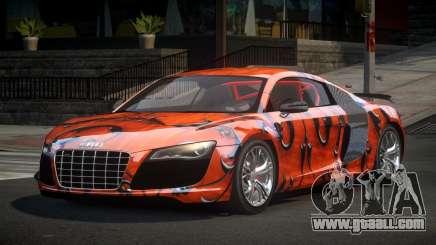 Audi R8 U-Style S3 for GTA 4
