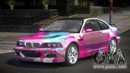 BMW M3 SP-U S9 for GTA 4
