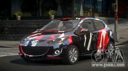 Mazda 2 U-Style S10 for GTA 4