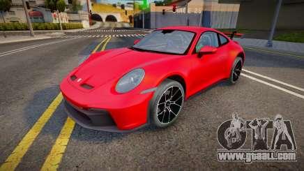 Porsche 911 GT3 21 for GTA San Andreas